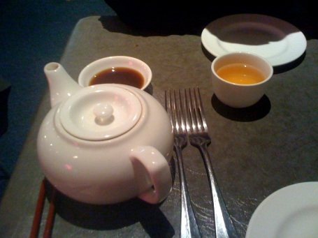 Tea for two for free - sounds good to me!