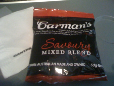 Carman's savoury mixed blend