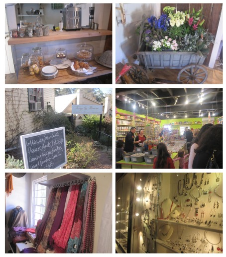 A selection of shots from Berrima's shops