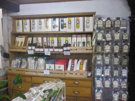 Pasta (including gluten free options), sauces and a selection of Herbies products