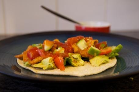 Delicioso pork tacos